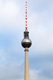 Fernsehturm TV tower in Berlin Stock Images