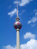 Fernsehturm - TV Tower Stock Photos