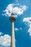 Fernsehturm Royalty Free Stock Photography