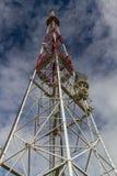 Fernsehturmverstärker Stockbilder