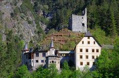 Fernstein castle Royalty Free Stock Photo