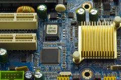 Ferragem de computador Fotografia de Stock