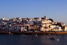 Ferragudo Royalty Free Stock Image