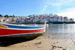 Ferragudo algarve region Royalty Free Stock Image