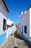 Typical Portuguese houses royalty free stock image