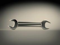 Ferramenta da chave da mão Imagens de Stock Royalty Free