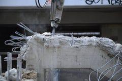 Ferramenta da demolição Fotos de Stock Royalty Free