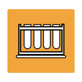 Ferramenta da química Fotografia de Stock Royalty Free