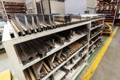 Ferramenta da substituição do metal para dobrar a imprensa fotos de stock royalty free