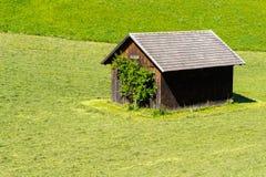 Ferramenta derramada em um prado verde Imagem de Stock Royalty Free