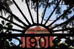 Ferramenta 1901 di anno Fotografia Stock