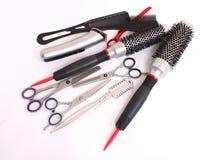 Ferramenta do cabelo Fotografia de Stock