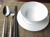 Ferramenta vietnamiana comer Foto de Stock Royalty Free