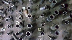 Ferramentas automotivos do mecânico Fotos de Stock