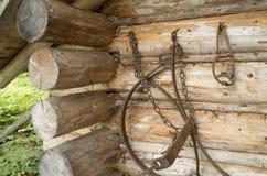 Ferramentas da caça com armadilhas Foto de Stock Royalty Free