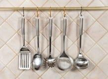 Ferramentas da cozinha Foto de Stock Royalty Free