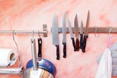 Ferramentas da cozinha Foto de Stock