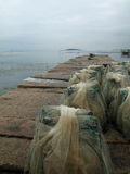 Ferramentas da pesca Foto de Stock Royalty Free
