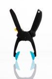 Ferramentas das braçadeiras Foto de Stock Royalty Free
