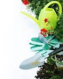 Ferramentas de jardinagem Foto de Stock