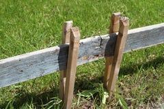Ferramentas de madeira feitos a mão Fotos de Stock Royalty Free