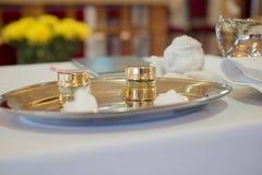 Ferramentas do batismo fotografia de stock