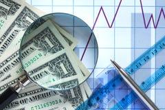 Ferramentas do negócio Imagens de Stock