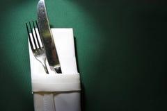 Ferramentas do restaurante foto de stock royalty free