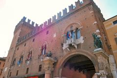 Ferrara Royalty Free Stock Images