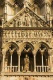 Ferrara-Ansicht Stockbild