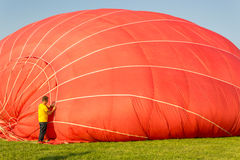 Ferrara Balloons Festival 2014, Italy Stock Images