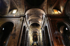 Ferrara Cathedral Royalty Free Stock Images