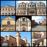 Ferrara Collection Stock Photos