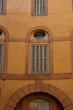 Ferrara historyczny budynek Obraz Stock