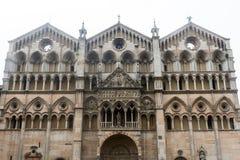 Ferrara (Italië) Royalty-vrije Stock Foto
