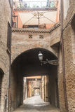 Ferrara (Italia) Imagen de archivo