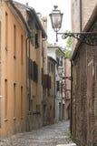 Ferrara (Italia) Foto de archivo libre de regalías