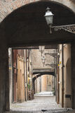 Ferrara (Italia) Imagenes de archivo