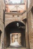 Ferrara (Italien) Stockbild