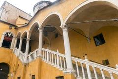 Ferrara (Italien) Arkivfoton