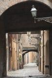 Ferrara (Italien) Arkivbilder