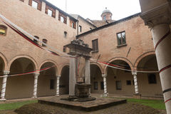 Ferrara (Italien) Lizenzfreies Stockbild