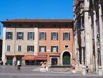 Ferrara, Italien Lizenzfreies Stockfoto