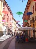 Ferrara, Italien Lizenzfreies Stockbild