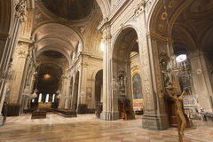 Ferrara (Italy), Cathedral Royalty Free Stock Photos