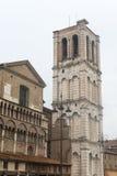 Ferrara (Italy), Cathedral Royalty Free Stock Photo