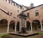 Ferrara (Italy) Stock Images