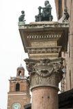 Ferrara (Italy) Royalty Free Stock Image