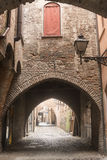 Ferrara (Italy) Royalty Free Stock Photography