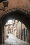 Ferrara (Italy) Royalty Free Stock Images